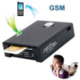 Ouvir áudio remoto Bug GSM Monitor dispositivo transmissor W/ detecção de som Rechamada Automática (ACE-X1)