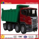 Nieuwe Producten: De hydraulische Vrachtwagen van de Aanhangwagen van de Stortplaats & van de Kipper Semi