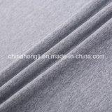 Polyester-Gemisch-einzelnes Jersey-strickendes Gewebe 100% für Sport-Kleid