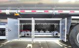 Carro grosero del buque de petróleo de Shacman 6X4 20t 20000 litros de gasolina de carro del depósito