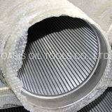 O tipo envolvido fio poço da soldadura Ss304L Johnson de água seleciona o fabricante de China