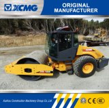 XCMGのブランドXs122 12tonは道ローラーのドラム重量を選抜する