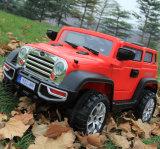Джип большого размера электромобиль для детей с индикатором малыша игрушка SUV автомобиль