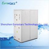 Pompa termica raffreddata ad acqua del refrigeratore di acqua di fonte d'acqua di alta efficienza
