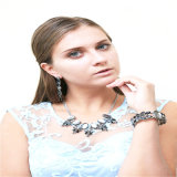 Monili stabiliti unici di modo dell'orecchino del braccialetto della collana di Jewellry del nuovo punto