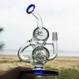 2016 de Nieuwe Rokende Waterpijpen van het Glas als Gift van Nice (S-GD-267)