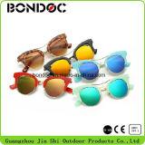 Lunettes de soleil en métal de mode pour des gosses avec UV400