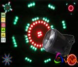 Éclairage de scène disco/stade LED Flash effet magique de lumière/partie de la lumière (LE037)