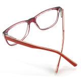 Inyección de la moda de Gafas Anteojos de marco de óptica