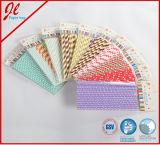 Cannucce di plastica di carta fantastiche delle cannucce di Eco