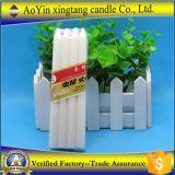 weiße glatte rauchlose Kerze 440g nach Afrika