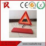 Roadsafe 안전 표시 제품 번쩍이는 LED 삼각형 경고 삼각형