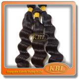 Дешевое перуанское выдвижение волос связывает горячий продавать