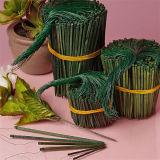 Fil de fer en PVC pour le jardin fleuriste fil enduit de PVC