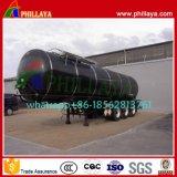 Schlussteil-Asphalt-Bitumen-Heizungs-Becken der Tri-Wellen Kapazitäts-35-60cbm halb
