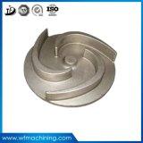 Impulsor de la bomba de la pieza de acero fundido del hierro del impulsor del OEM para las piezas de automóvil