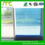 Пленка PE защитная защищает поверхность для окна