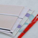 Panel de PVC de color blanco utilizado para la decoración de interiores