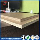 madeira compensada comercial do vidoeiro do russo da classe da mobília de 18mm