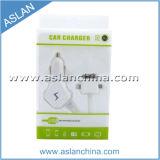 iPhone 5 (CC-017)를 위한 Cable를 가진 이중 USB Car Charger