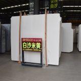 Lastre di marmo bianche Polished, marmo bianco poco costoso cinese