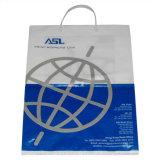 ギフトのパッキング(FLC-8112)のためのLDPEの高品質クリップハンドル袋