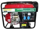 Generador portable de la gasolina 5kw para el soporte casero con Ce / CIQ / ISO / Soncap