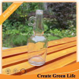 500ml Big Flint Glass Beer Bottle com orelha pequena