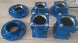 Bride rapide en fonte ductile pour HDPE PVC Di Pipe