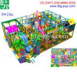 Спортивная площадка занятности крытая для детей (BJ-IP30)