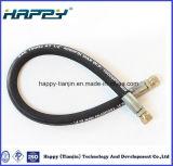 2 Draht Hydraulic Hose 100r2 SAE 2sn