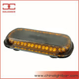 Stroboscopio ambrato mini Lightbar (TBD0696D-20f) del LED
