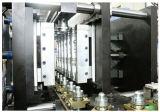 Automatische 4 Kammer-Haustier-Flaschen-durchbrennenmaschine