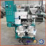 Máquina de la prensa de petróleo de coco