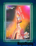 細いLED水晶透過広告表示