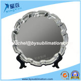 10 '' Sublimation Blanks Stainless Steel Round Metal Plate
