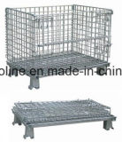 Stackable Folded Wire STORAGE container