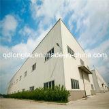 Baixo custo e oficina pré-fabricada de montagem rápida da construção de aço