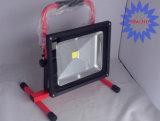 Rechargeable LED haute puissance 50W le projecteur (L10-2001-50W)