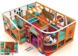 Cer-anerkanntes buntes Innenspielplatz-Plastiklabyrinth (TY-14024)