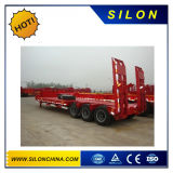 新しいLowbedのトレーラートラックの積載量60トン