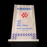 Tipo de cimento e saco de tecido PP de cimento
