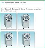 zylinderförmige Druck-Industrie-vertikaler Dampftopf des Sterilisator-600L