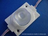아BS 채널 표시를 위한 플라스틱 덮개 LED 모듈