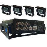 De Auto DVR van de harde schijf binnen GPS Functie