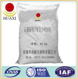Isolamento de fibra de compostos Gunning Misturar/ Material de isolamento