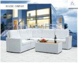 Meubles en osier de rotin de meubles de bons de Quility de vente d'Icker de patio de sofa de rotin de meubles de chaise de Tableau meubles extérieurs chauds de jardin