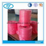 un tablier remplaçable coloré de polyéthylène