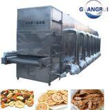 Máquina de secagem de vento quente Snack Estufa de secagem de alimentos