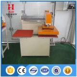 Pneumatic Double Position Heat Transfer Sublimation Printing Machine para T-Shirt